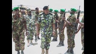 Rocky diplomatic relations rock Somalia and Kenya as Uhuru warns Somalia over border clash