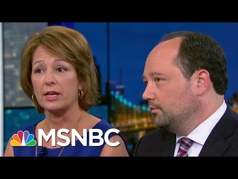 Trump's Self-Image Takes Precedence In White House Business: Book | Rachel Maddow | MSNBC