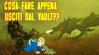 Fallout 76 ITA Guida alla Sopravvivenza gameplay BETA + Storia principale