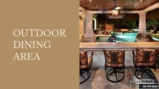 Outdoor Kitchen Installers Austin