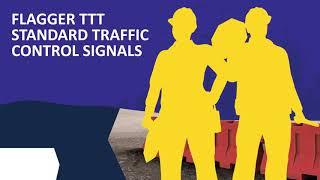 Flagger Standard Traffic Control Signals – ACSA