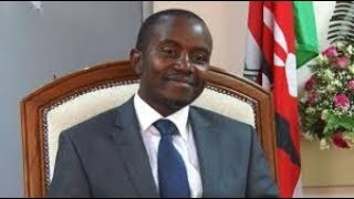 Once again, CS Joe Mucheru snubs Senate ICT Committee