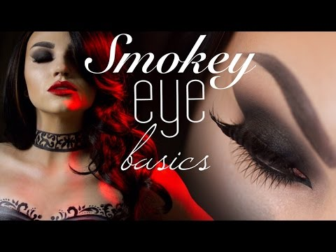 The Smokey Eye Made Easy