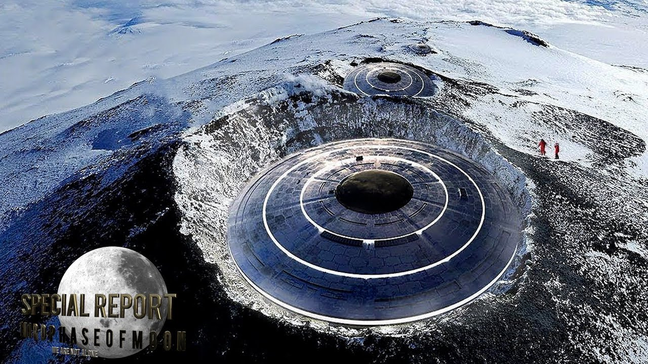 What We Just Discovered In Antarctica Is Hidden From You Until Now! 2021