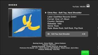 Chris Rea - Soft Top, Hard Shoulder 1992
