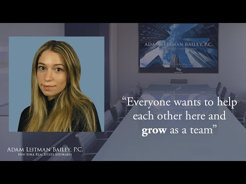 """Everyone wants to help each other here and grow as a team…"" testimonial video thumbnail"