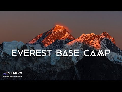 """TO EVEREST - Chola Circuit Trek,  Ep Two - Everest """"Base Camp"""" and Kalapathar"""