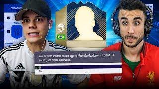 CHI PERDE SCARTA UN ICON!!! - SQUAD BUILDER SHOWDOWN w/ Ohm   FIFA 18 ITA