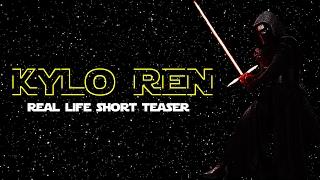 Kylo Ren -  Real life short clip