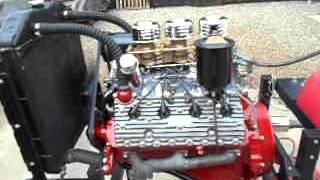 1953 Ford Flathead V8 8BA Engine - Самые лучшие видео
