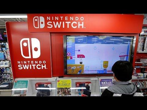 Δυνατό ξεκίνημα για τη νέα παιχνιδομηχανή της Nintendo – economy