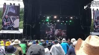 フジロックフェスティバル2018in苗場和太鼓