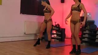 THE CHEEKY GIRLS,DANCE WORKOUT,PART 3,