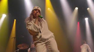 Billie Eilish - my boy HD LIVE in Amsterdam, Melkweg (reupload)