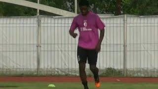 Sriwijaya FC Perpanjang Kontrak Bio Paulin