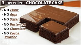 best chocolate cake made with box mix