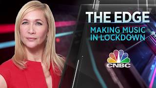 Premieres tonight: The Edge - Making Music in Lockdown