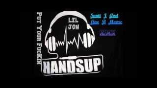 Lil Jon - Put Your Fuckin Hands Up (Santi J And Gae B Moore Remix)