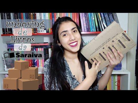 ?UNBOXING RÁPIDO?  | Livros da Saraiva | Leticia Ferfer | Livro Livro Meu