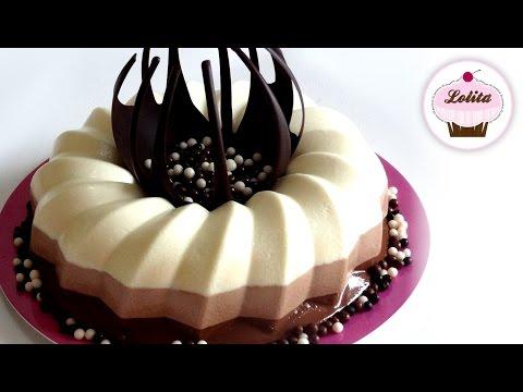 Receta Torta De 3 Chocolates