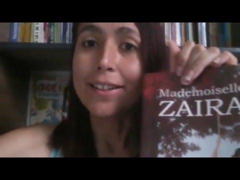 Mademoiselle Zaira, autor Mario Vicente - opinião