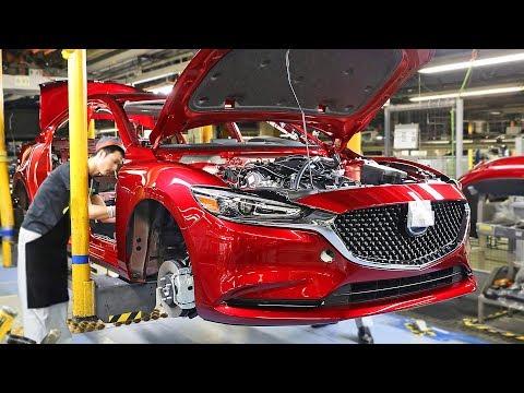 Mazda6 (2019) Üretimi