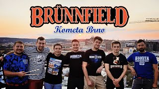 Video Brünnfield - Kometa Brno 2020 (official videoklip)
