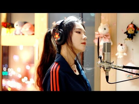 Ariana Grande - No Tears Left To Cry ( cover by J.Fla )
