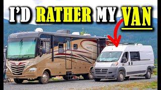 5 Things I LOVE About My Custom Camper Van Build
