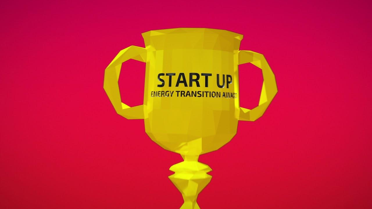 Start Up Energy Transition Award