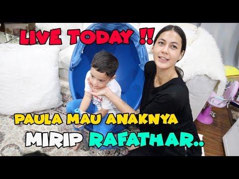 PAULA MAU ANAKNYA MIRIP RAFATHAR ... SAHUR WITH BAPAU # 11