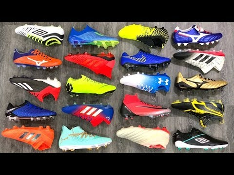ULTIMATE 2019 FOOTBALL BOOT BUYER'S GUIDE – EVERY BOOT FROM EVERY BRAND!