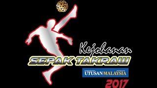 UD2 - Kejohanan Sepaktakraw Utusan 2017