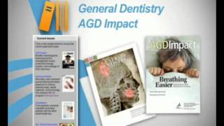 The Academy of General Dentistry (AGD) Find Your Voice - General Member Benefits