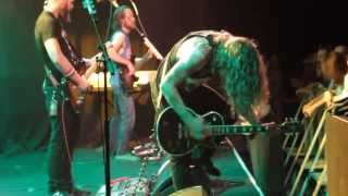 Baroness - Sea Lungs (Live Trabendo, Paris 01/10/2013)
