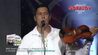 Kollárovci- Borovka- live- Stretnutie Goralov v Pieninách 2017