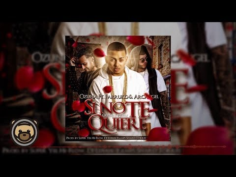 Si No Te Quiere (Remix) - Ozuna