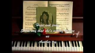 The Old Songs -  Barry Manilow  (w/Lyrics)