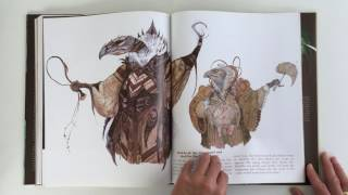 Brian Froud. World Of The Dark Crystal - QuickLook/CoolBook -