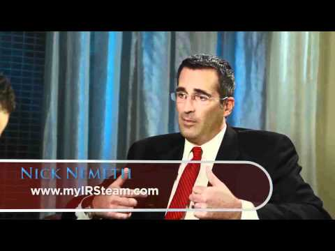 IRS Attorney Nick Nemeth on Meet The Experts