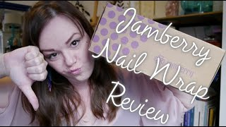 Jamberry Nail Review
