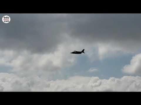 Fadea entrega el sexto Pampa III a la Fuerza Aérea Argentina