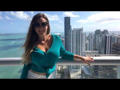 My trip to Miami, Florida