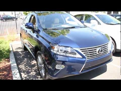 2013 Lexus RX 350 walk around Magnussen's Lexus of Fremont
