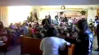 preview picture of video 'Chengyang Koreanchurch -NANTA_1.wmv'