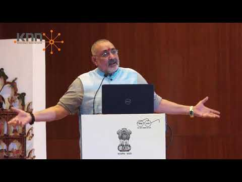 Giriraj Singh presents Swachhata Awards to MSMEs