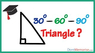 The 30-60-90 Triangle ( GMAT / GRE / CAT / Bank PO / SSC CGL)