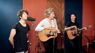 """Bad Habit"" Acoustic From The Kooks"