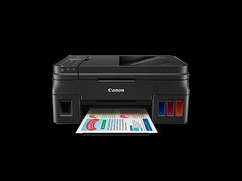 Multifuncional Canon PIXMA G4100 Tinta Continua - 1515C004AA | Cloud Panamá