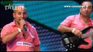 Gipsy Čonkovci Praha   Česko Slovensko má talent 2012